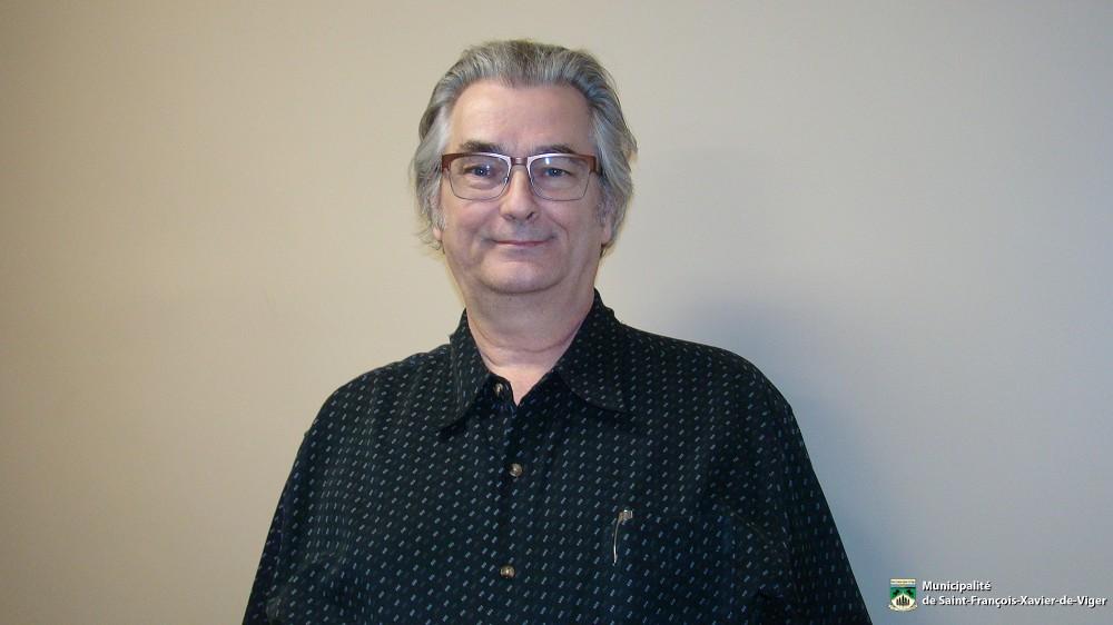 Jean Bernier, conseiller # 1
