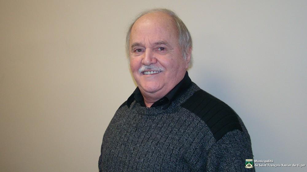 Yvon Caron, maire