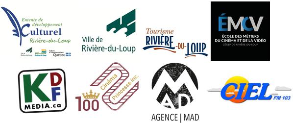 Partenaires Vue dans la tete de 2016 (logos)