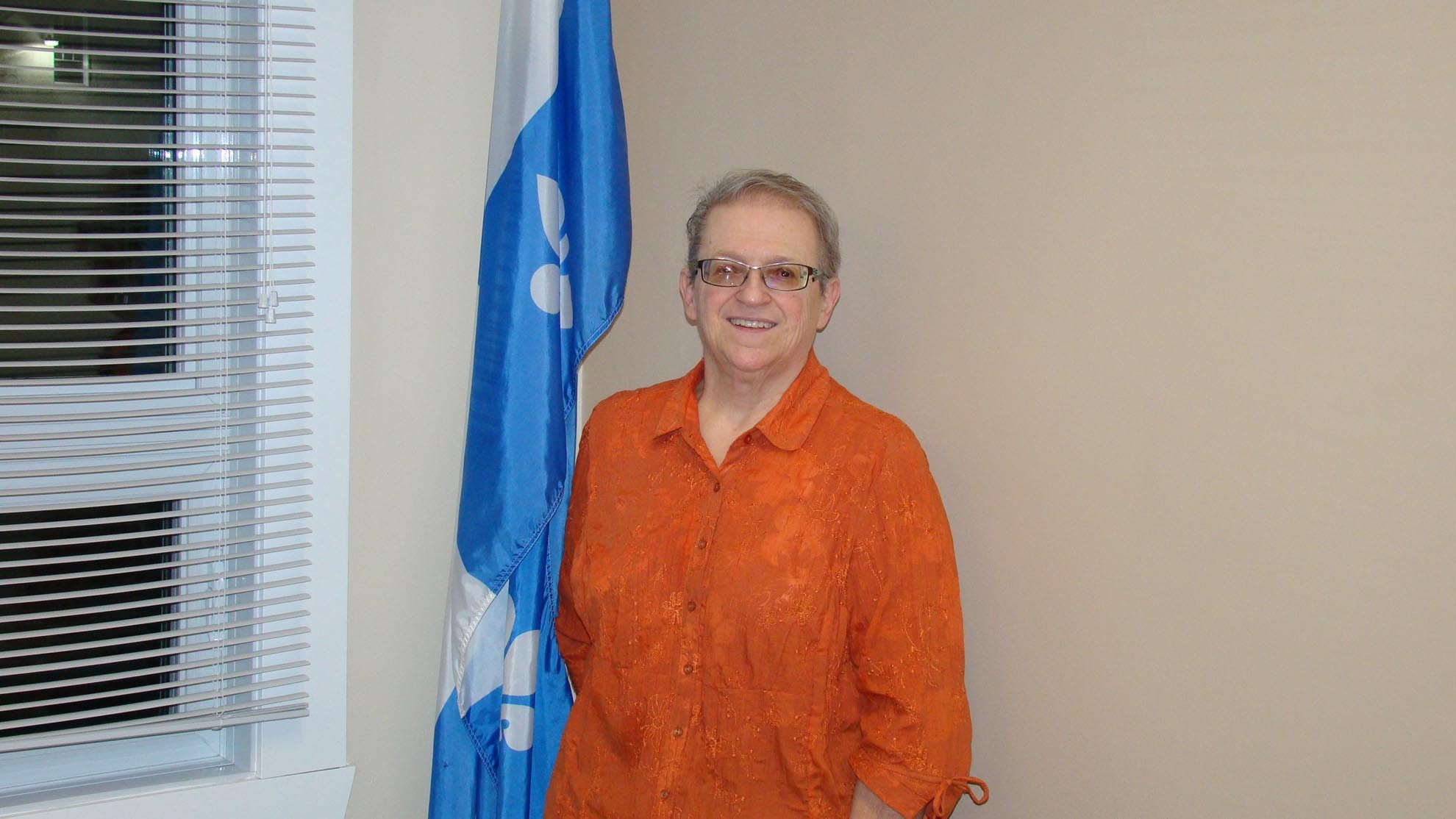 Yvette Beaulieu, directrice générale