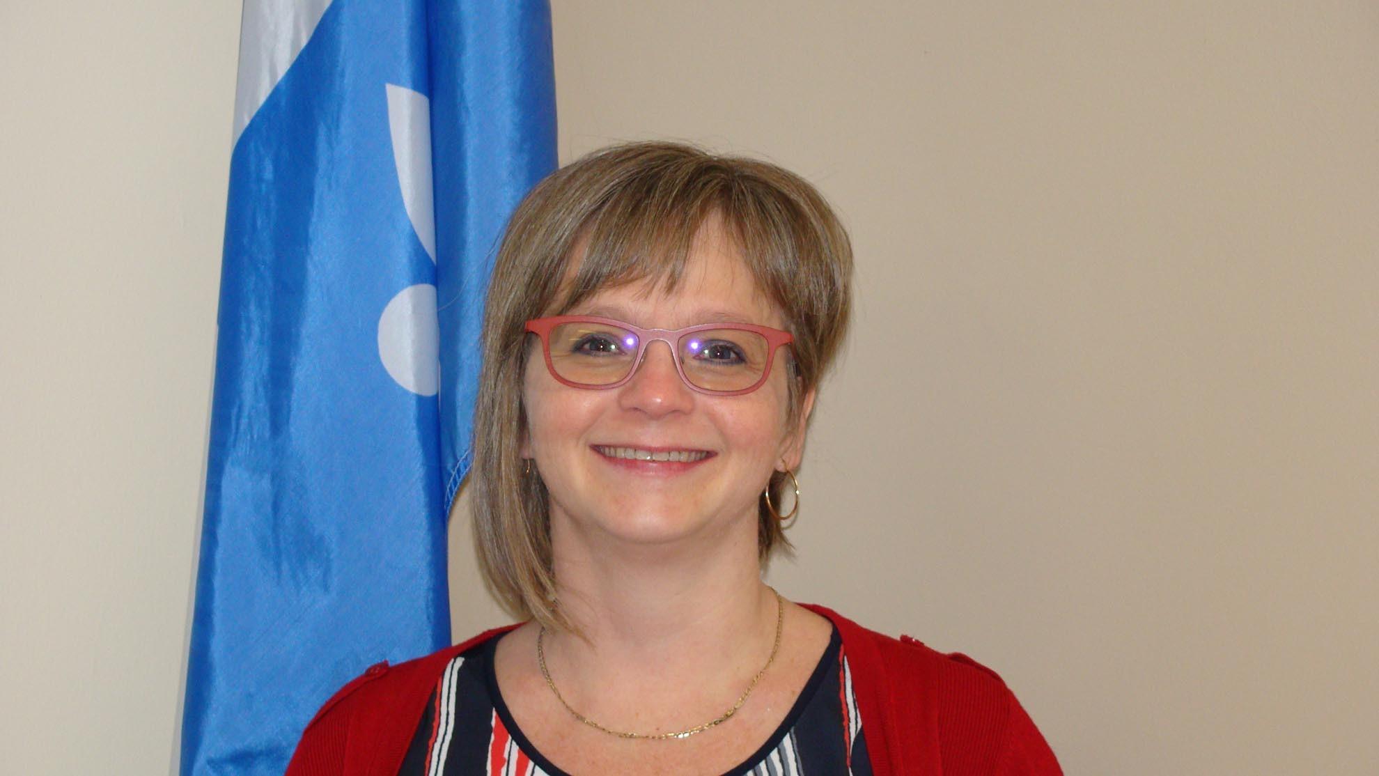 Renée Soucy, conseillère # 6