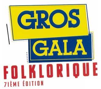 Gros gala folklorique - 7ième édition
